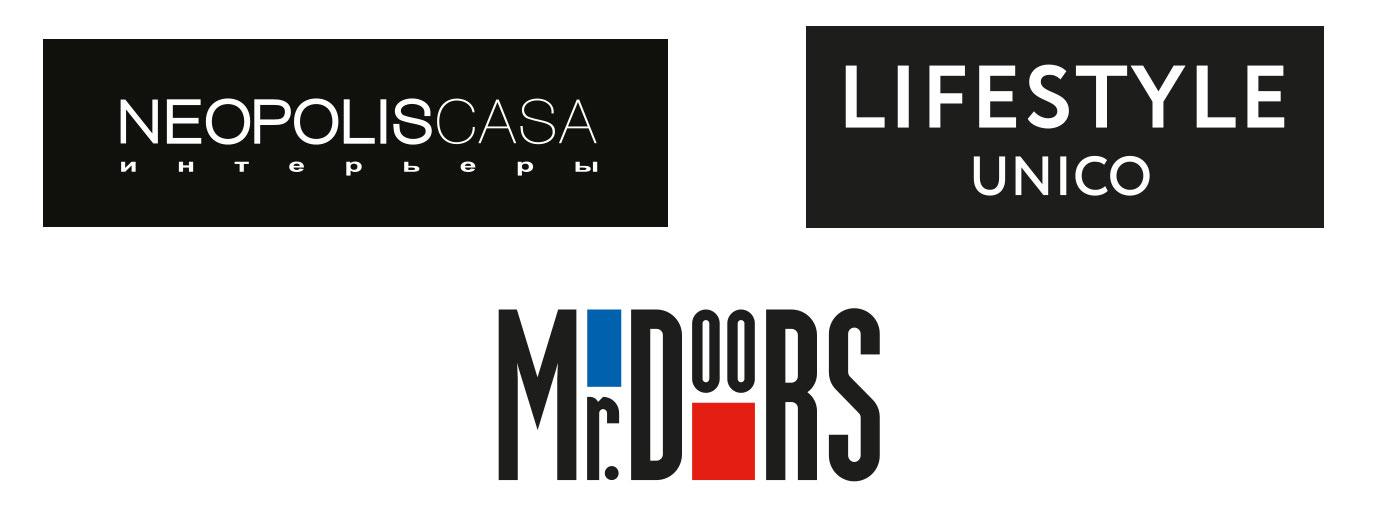 Логотипы. Корпусная мебель